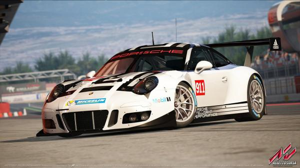 assetto corsa porsche 911 rsr gt3 zeigt sich xbox one update sp ter ps4 patch termin news. Black Bedroom Furniture Sets. Home Design Ideas