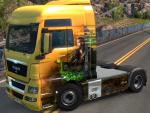 Euro Truck Simulator 2 - Viking Legends Paintjobs DLC-Trailer