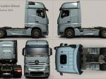 Euro Truck Simulator 2 - Mercedes-Benz New Actros-Review-Video