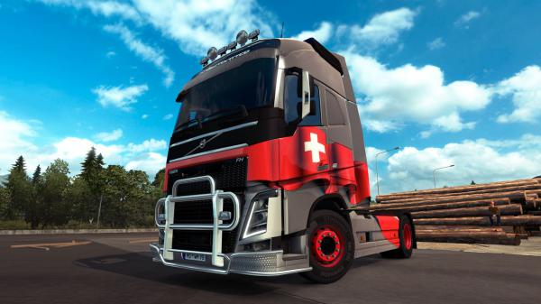 euro truck simulator 2 legendary edition im handel neue. Black Bedroom Furniture Sets. Home Design Ideas