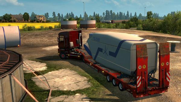 euro truck simulator 2 aktualisierung auf zum. Black Bedroom Furniture Sets. Home Design Ideas