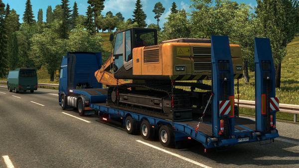 euro truck simulator 2 neue anh nger f r ets2 trucker. Black Bedroom Furniture Sets. Home Design Ideas