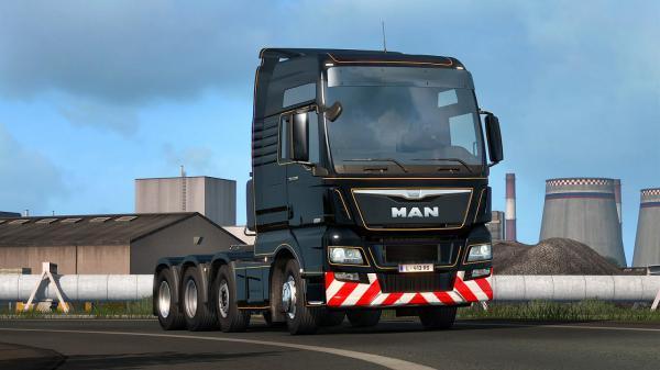 SCS Software: V1 34-Update für Euro Truck Simulator 2 und