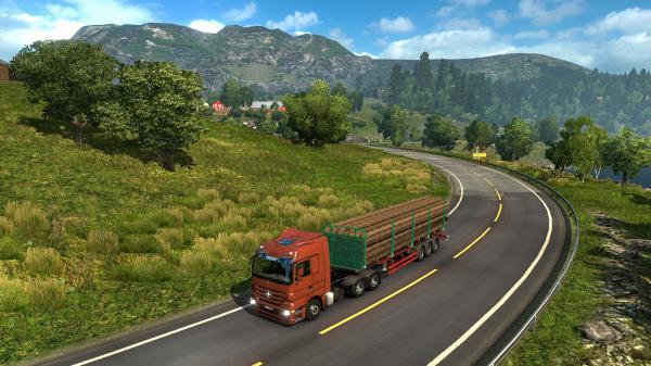 euro truck simulator 2 termin brandneue screenshots und. Black Bedroom Furniture Sets. Home Design Ideas