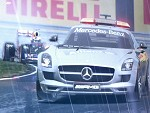 F1 2011: Safety car gesichtet
