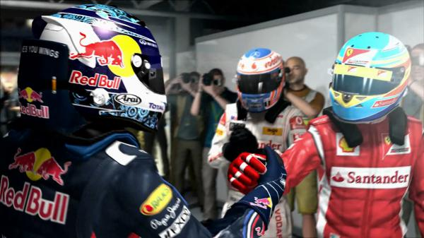 F1 2011: Gameplay-Trailer mit Action und Safety car - plus Screenshots