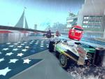F1 RACE STARS: Power-up-Trailer Bottle Rocket