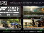 Forza Horizon 3: 4K und HDR mit kostenlosem Update für Xbox One X