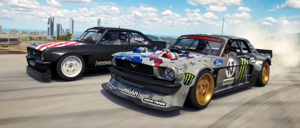 Forza Horizon  August Car Pack
