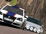 GTI Club Supermini Festa!: Gameplay-Video zum Wii- und PSP-Rennspiel