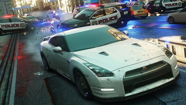 Need for Speed Most Wanted: Multiplayer-Trailer vorgestellt