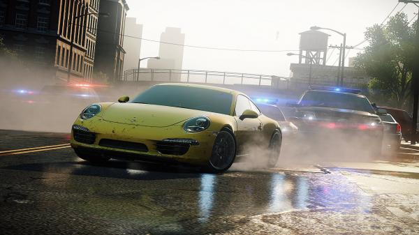 Need for Speed Most Wanted: Demoversion und Trailer