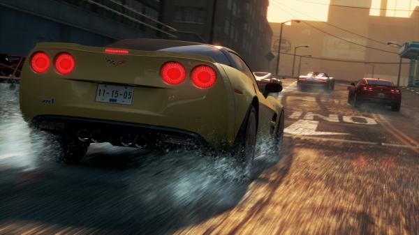 Need for Speed Most Wanted im gamescom-Hands-on