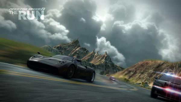 Need for Speed The Run: Brandneuer Gameplay-Trailer