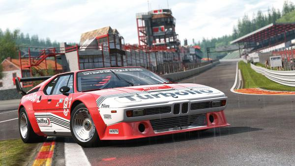 Project CARS: Aktuelle Screenshots und Build 377