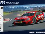 RaceRoom - DTM Racing Experience 2014 - Moscow Raceway mit Vitaly Petrov
