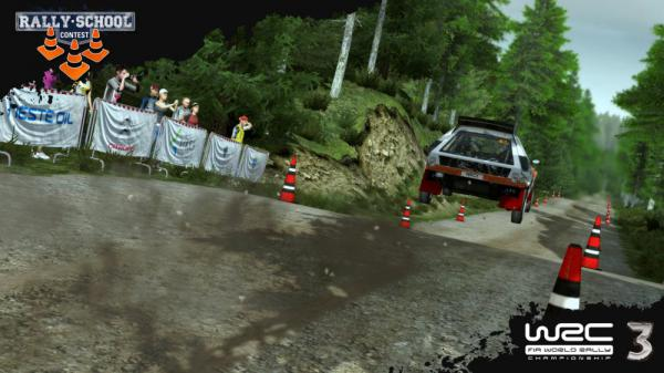 WRC 3 FIA World Rally Championship - Bild 43
