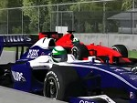 iRacing Williams F1 FW31-Teaser 2