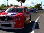 iRacing: Neues Build mit Fahrerwechseln, Holden VF Commodore V8, Gateway Motorsports Park