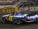 NASCAR 08:  Alle Funktionen des Vehicle Telemetry Visors