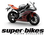 Super-Bikes Riding Challenge: Pfeilschnelles Supersportler-Bike im Video
